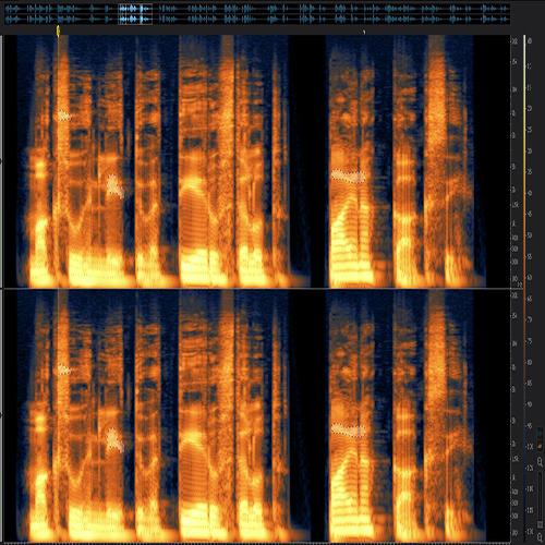 Äänieditointi restaurointi audio editing restoration