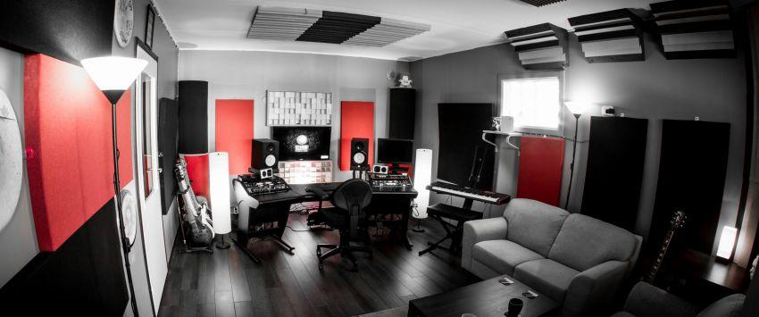 äänitysstudio äänituotanto