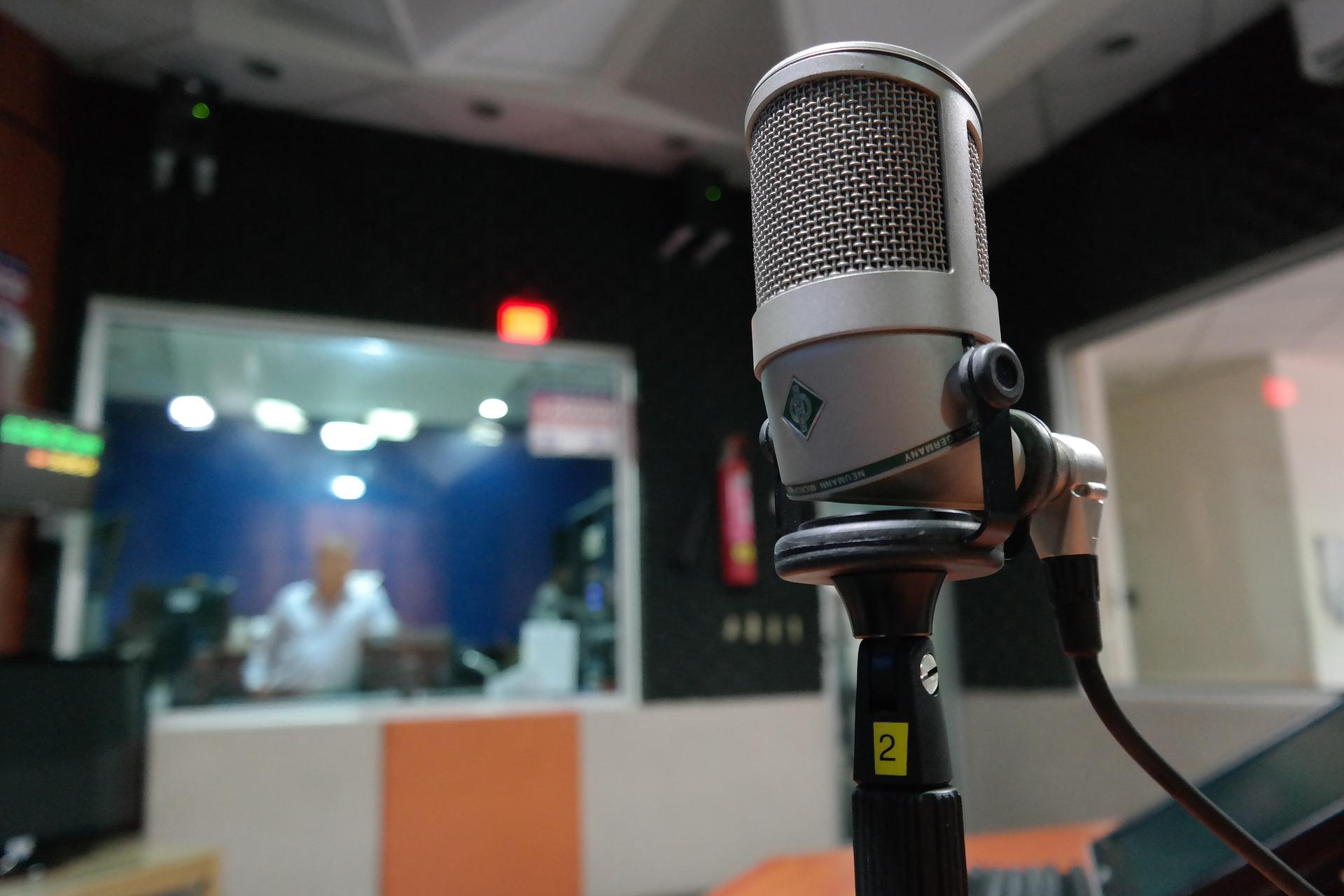 Työvälineenä ääni – haastattelussa spiikkerit